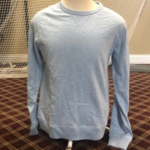 NWT!! heather blue Southern Tide crewneck sweater